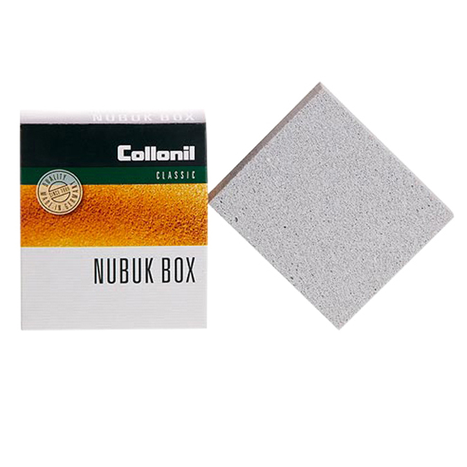 Cleaning crepe rubber for suede and nubuck leathers collonil, neutral, 902-6038 - 13