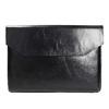 Leather document bag royal-republiq, black , 964-6009 - 26