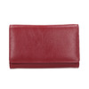 Ladies' leather  purse bata, red , 944-5168 - 26