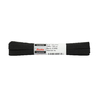 Black cotton laces bata, black , 901-6121 - 13
