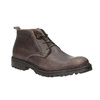 Men's ankle boots weinbrenner, brown , 846-4603 - 13