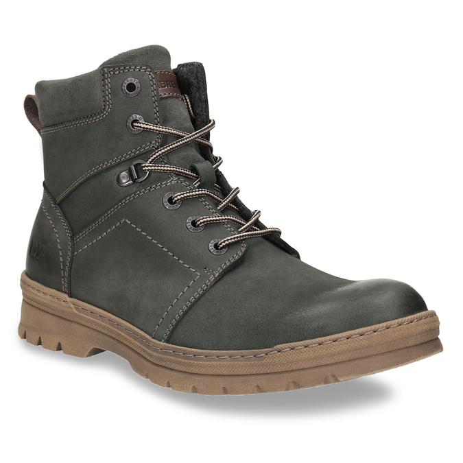 Men´s winter footwear weinbrenner, gray , 896-2109 - 13