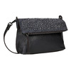 Ladies' crossbody handbag with stars bata, blue , 961-9302 - 13