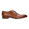 Men's leather shoes bata, brown , 826-3836 - 15