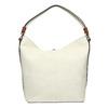 Hobo-style handbag bata, beige , 961-8705 - 19