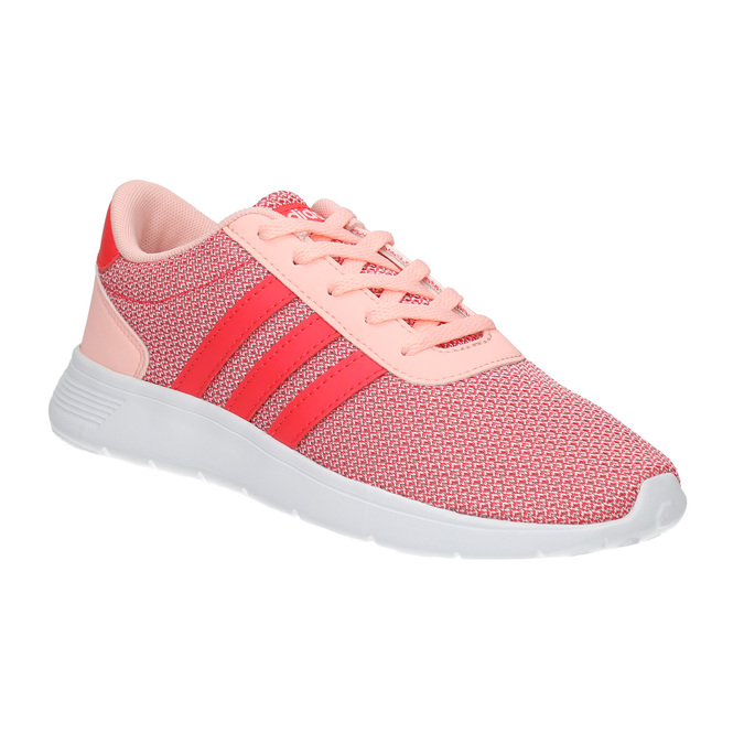 Children's pink sneakers adidas, pink , 309-5335 - 13