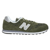 Men's leather sneakers new-balance, khaki, 803-7107 - 15