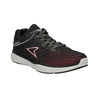 Men´s sneakers with a pattern power, black , 809-6155 - 13