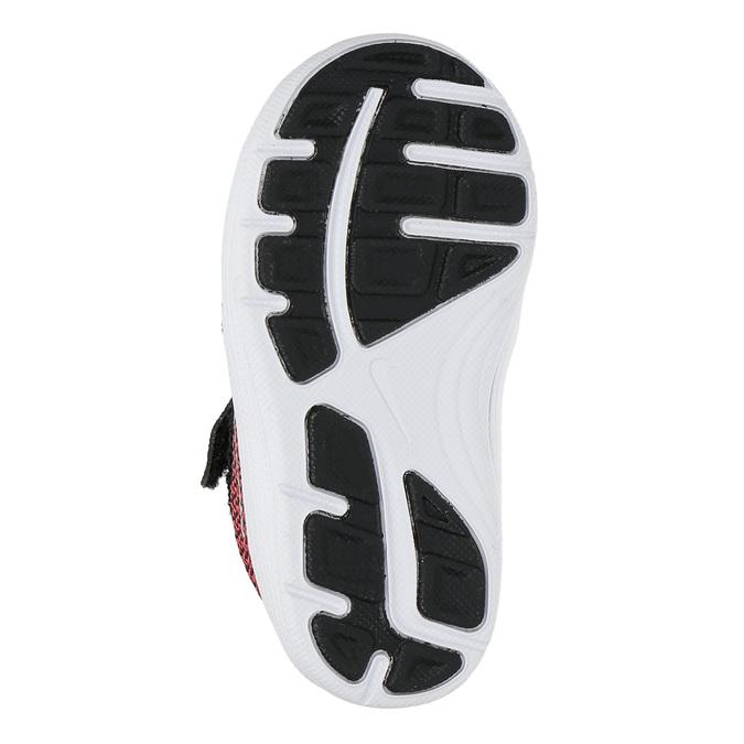 Children's sporty sneakers nike, black , 109-5149 - 26