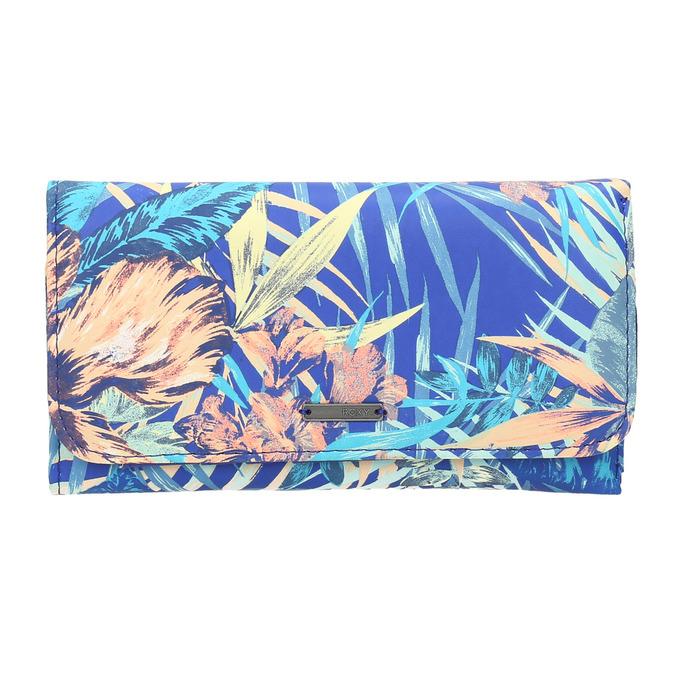 Ladies' coloured purse roxy, blue , 969-9055 - 19