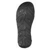 Men's leather slip-ons bata, brown , 866-4611 - 26
