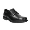 Black leather shoes rockport, black , 824-6127 - 13