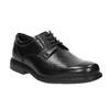 Black leather shoes rockport, black , 824-6127 - 13