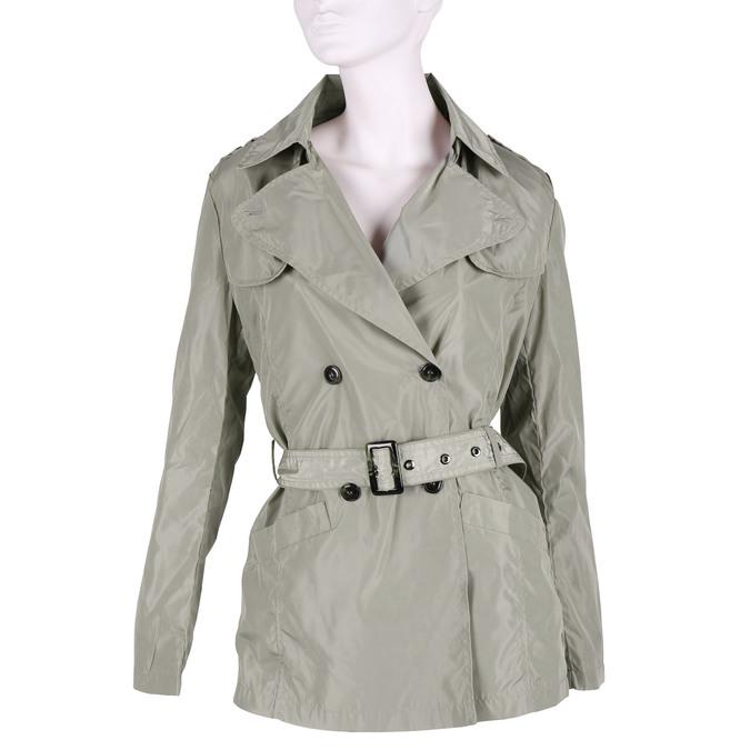 Ladies' trenchcoat-style jacket bata, beige , 979-8205 - 13