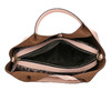 Pink handbag bata, pink , 961-5704 - 15