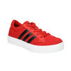 Children's red sneakers adidas, red , 389-5119 - 13