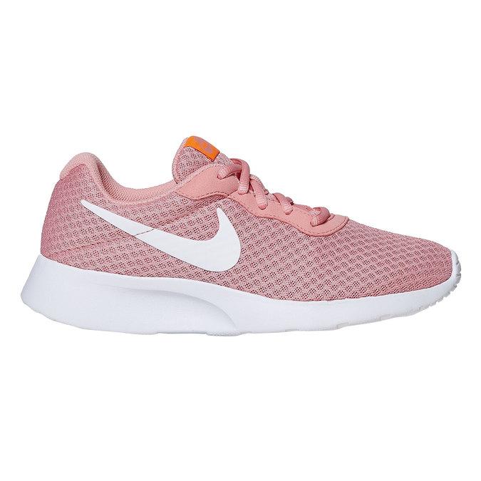 Ladies' pink sneakers nike, pink , 509-3557 - 15