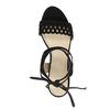 Black stiletto sandals bata, black , 769-6603 - 19