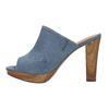 Mule slip-ons bata, blue , 769-9615 - 26
