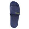 Men's blue slip-ons coqui, blue , 872-9619 - 26