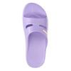 Ladies' purple slip-ons coqui, violet , 572-9607 - 26