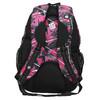School backpack bagmaster, pink , 969-5650 - 19