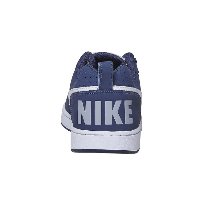 Casual men's sneakers nike, blue , 801-9154 - 17