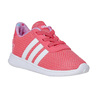 Girls' pink sneakers adidas, pink , 109-5288 - 13