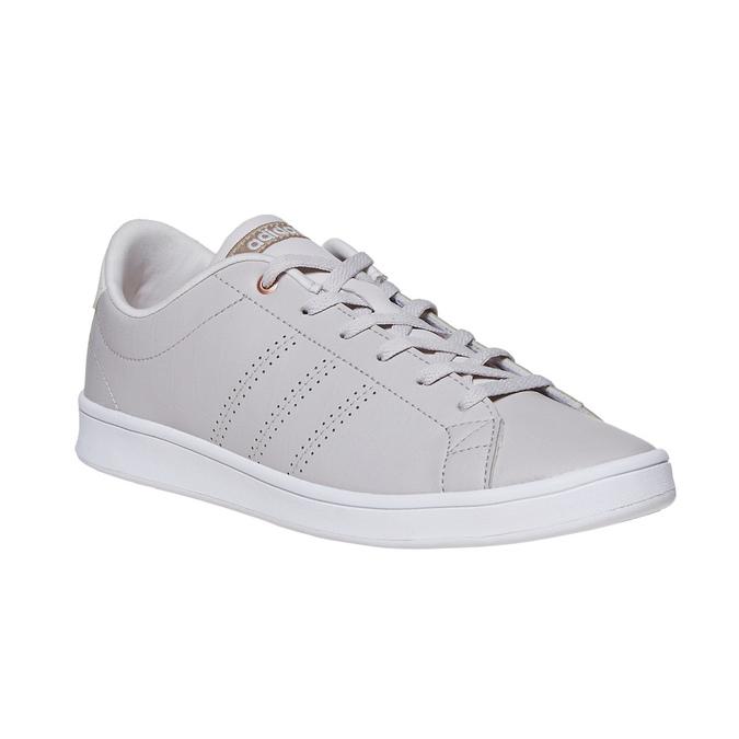 Ladies' beige sneakers adidas, beige , 501-3106 - 13