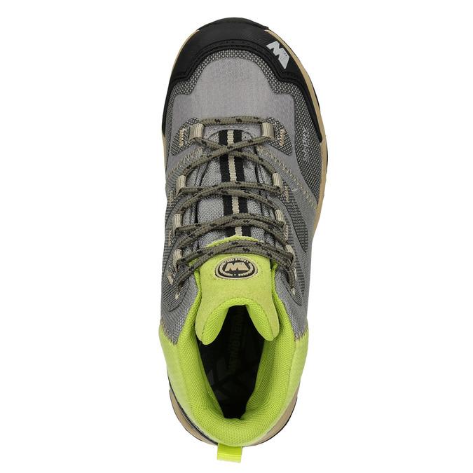 Children's grey Outdoor boots weinbrenner-junior, gray , 419-2613 - 15