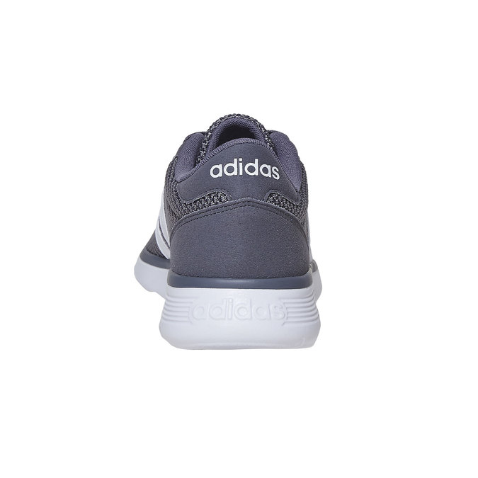 Men's grey sneakers adidas, gray , 809-2198 - 17