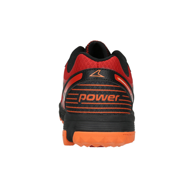 Men's athletic shoes power, red , 809-5223 - 16