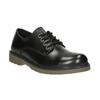 Children's Black Shoes mini-b, black , 311-6186 - 13