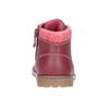 Girls' ankle shoes bubblegummer, pink , 124-5601 - 17