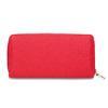 Red ladies' wallet bata, red , 941-5180 - 16