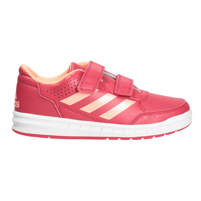 Children's Pink Sneakers adidas, pink , 301-5197 - 26