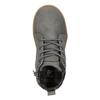 Children's High Top Shoes mini-b, gray , 291-2172 - 15