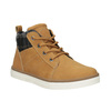 Children's High Top Shoes mini-b, brown , 291-8172 - 13