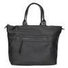 Ladies' Black Handbag gabor-bags, black , 961-6034 - 26