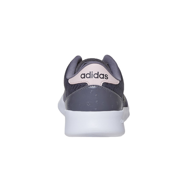 Ladies' leather sneakers adidas, gray , 503-2111 - 17