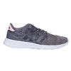 Ladies' leather sneakers adidas, gray , 503-2111 - 15