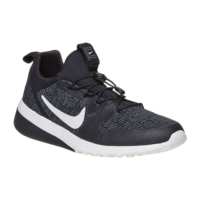 Ladies' athletic sneakers nike, black , 509-1186 - 13