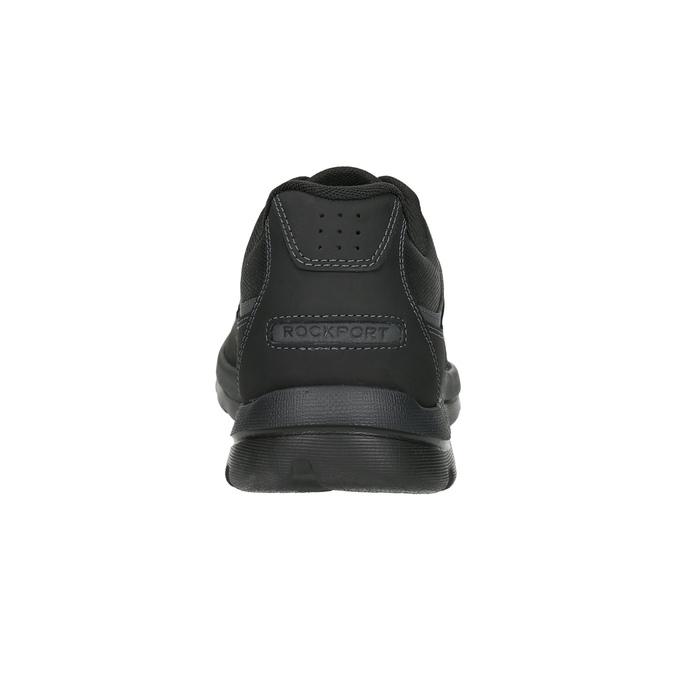 Men's casual sneakers rockport, black , 826-6035 - 17