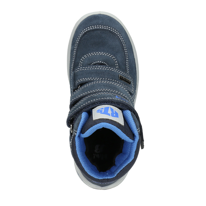 Children's Winter Boots mini-b, blue , 293-9615 - 26