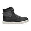 Children's Winter Boots mini-b, black , 491-6652 - 15