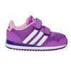 Children's Purple Sneakers adidas, violet , 109-5157 - 15
