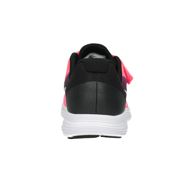 Pink Girls' Sneakers nike, red , 309-5132 - 16