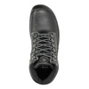 Men's Stockholm 2 KN S3 work shoes bata-industrials, black , 844-6645 - 15