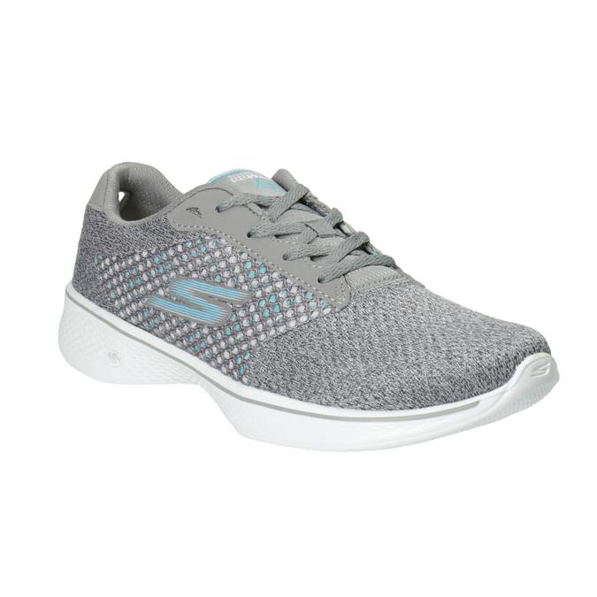 Grey Ladies' Sneakers skechers, gray , 509-2325 - 13