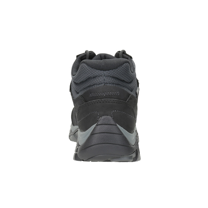 Leather Outdoor-Style Ankle Boots merrell, black , 806-6569 - 16